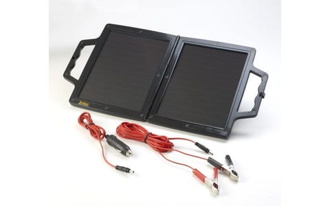 PV Logic 4w / 12v FoldUp Solar Panel