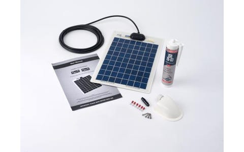 PV Logic 10wp Roof / Deck Top Kit