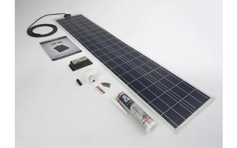PV Logic 60wp Roof / Deck Top Kit