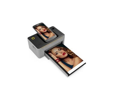 Kodak PD-450 Smartphone/ WiFi Photo Printer - 10 FREE prints included