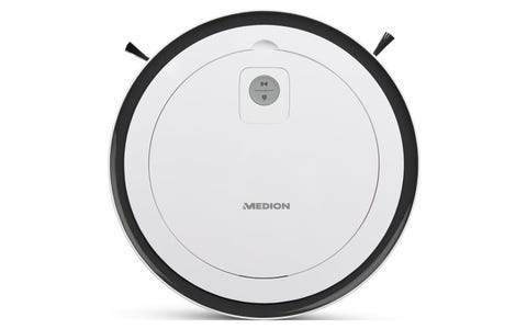 Medion MD 18871 Robot Vacuum Cleaner with Intelligent Laser Navigation & Voice Control