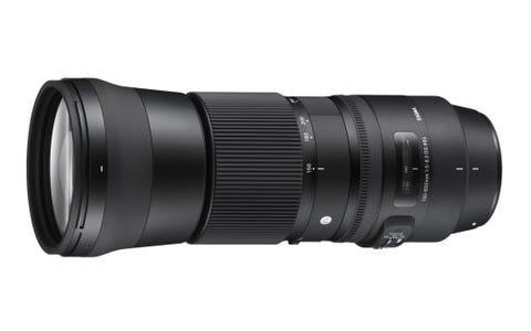 Sigma 150-600mm f/5-6.3 DG OS HSM I C Contemporary Lens Nikon fit
