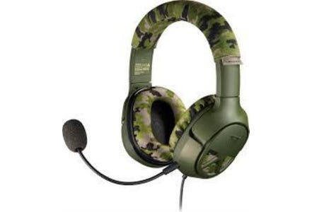 Turtle Beach Ear Force Recon Gaming Headset - Camo