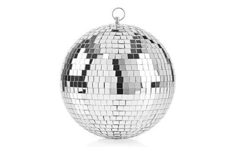 Nedis 20cm Disco Effects Hanging Mirror Ball