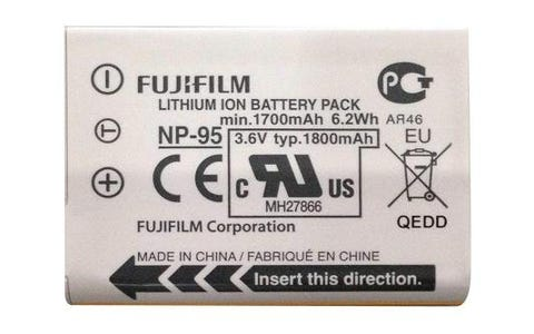 Fujifilm NP-95 Lithium-Ion Camera Battery
