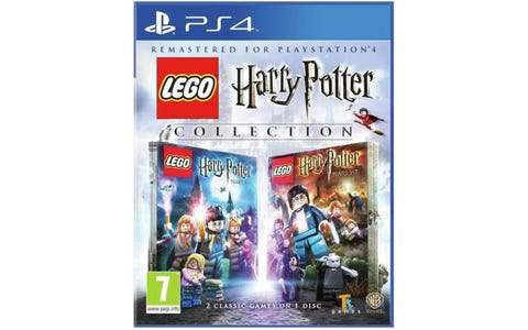 Sony Playstation 4 LEGO Harry Potter Collection