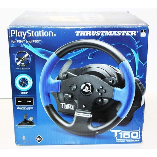 Thrustmaster T150 Force Feedback Gaming Racing Wheel