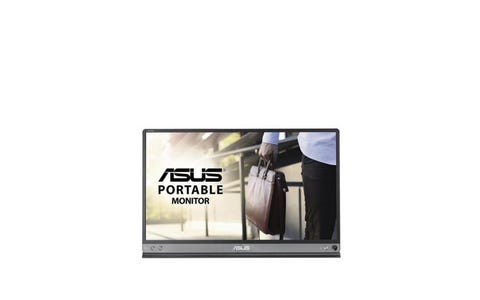 "ASUS MB16AC ZenScreen™ 15.6"" 1920 x 1080 Full HD IPS Portable Monitor - Black"