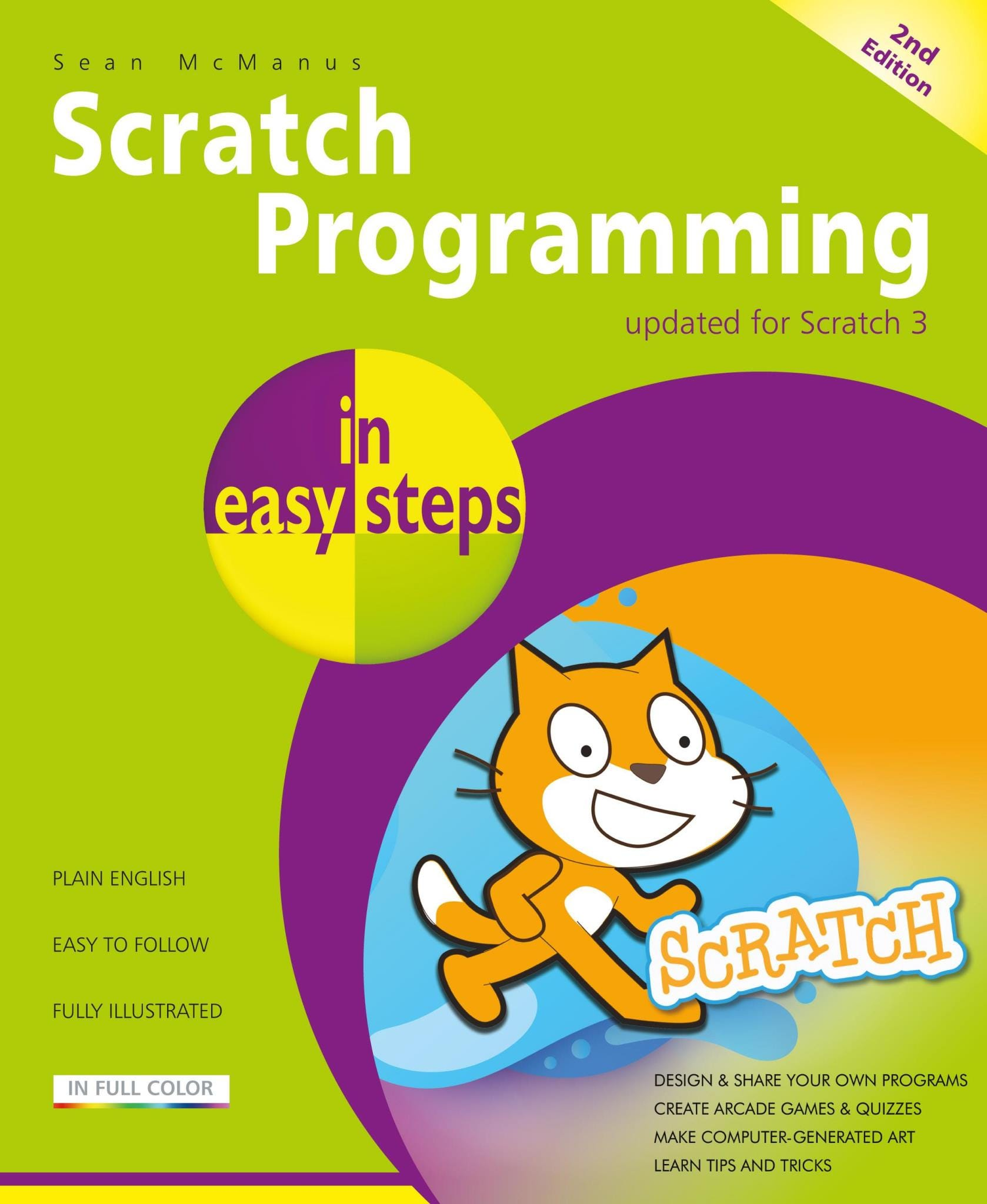 In Easy Steps Scratch Programming In Easy Steps, 2nd Edition