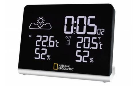 National Geographic Weather Station - Multi-Colour
