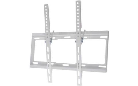 "ProperAV Flat Tilt 32 - 55"" TV Bracket - White"