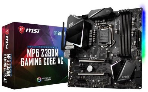 MSI MPG Z390M Gaming Edge AC Motherboard