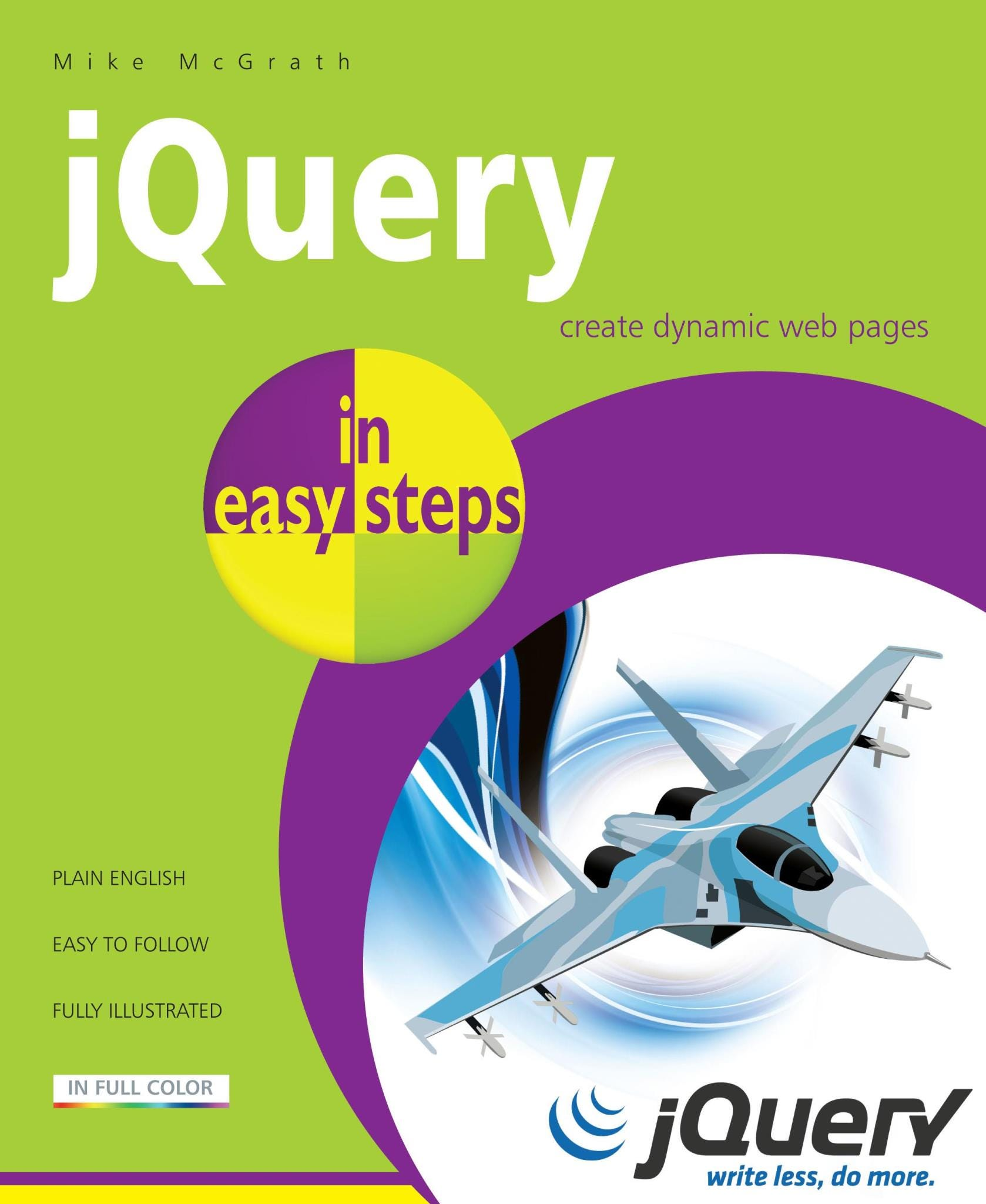 In Easy Steps jQuery In Easy Steps