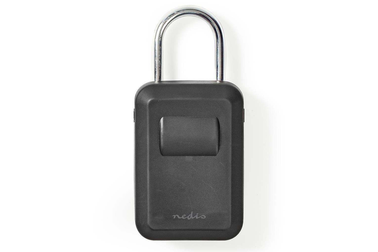 Nedis Key Safe Padlock with Combination Code Lock