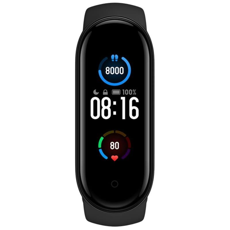 Xiaomi Mi Band 5 Smart Fitness Watch - Black