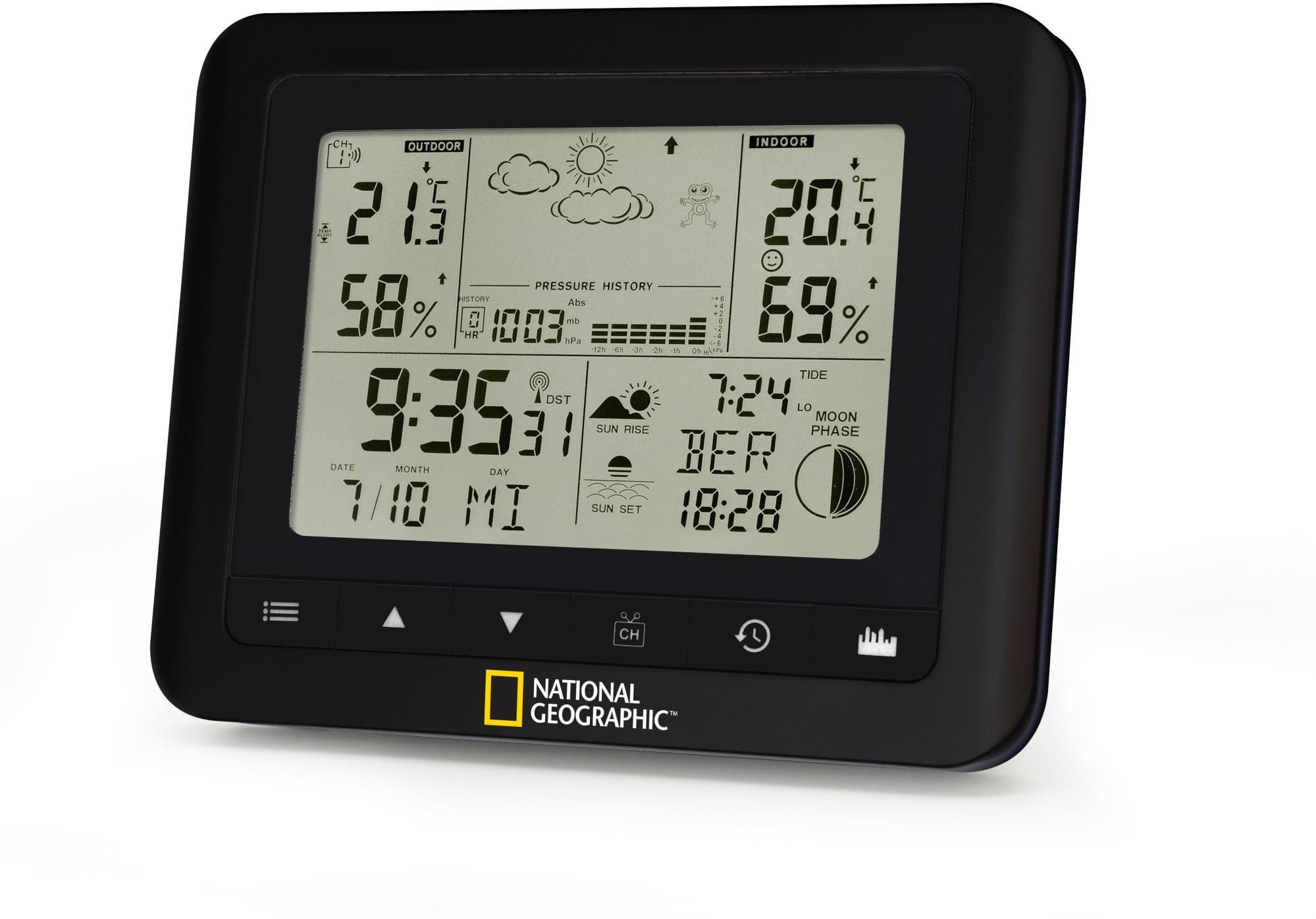 National Geographic Weather Station