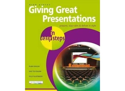 In Easy Steps Books - Giving Great Presentations In Easy Steps