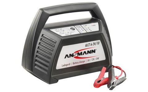 Ansmann ALCT 6-24/10 Lead Acid Battery Charger