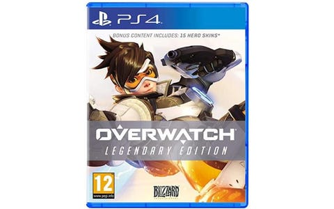 Sony Playstation 4 Overwatch: Legendary Edition