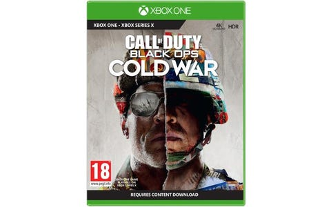 Microsoft Xbox One Call of Duty: Black Ops Cold War Game