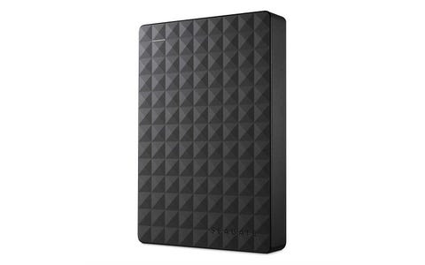 Seagate 4 TB Expansion USB 3.0 Portable 2.5 Inch External Hard Drive - Black