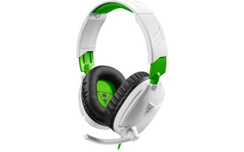 Turtle Beach Recon 70X Gaming Headset - White & Green