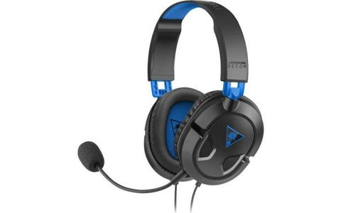 Turtle Beach Ear Force Recon 50P Stereo Gaming Headset with Microphone for PS4