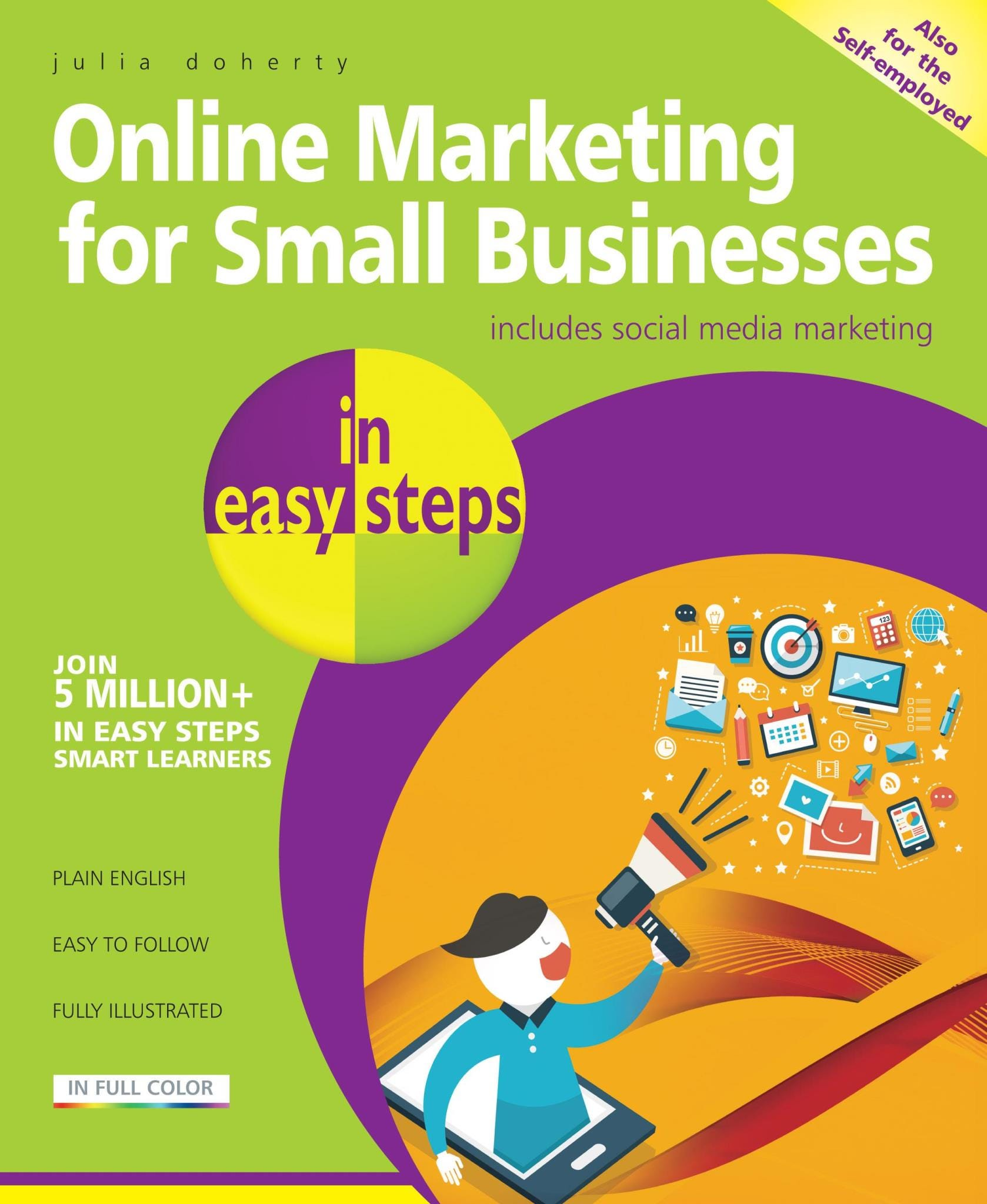 In Easy Steps Online Marketing For Small Businesses In Easy Steps