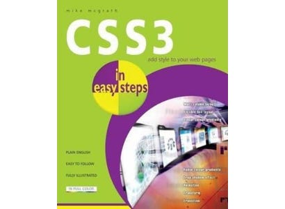 In Easy Steps Books - CSS3 In Easy Steps