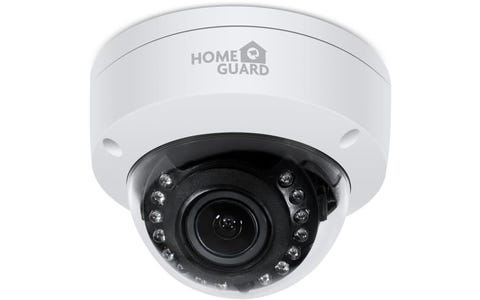 [Like New] HomeGuard HGPRO829 Indoor / Outdoor Wired Full HD Night-Vision Security Camera - White