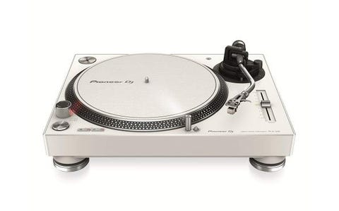 [Like New] Pioneer DJ PLX-500 Direct Drive Turntable - White