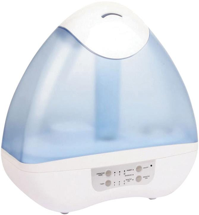 Prem-i-air 380 ml/hr Ultrasonic Humidifier and Ioniser - 4.5-Litre Capacity