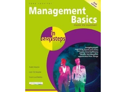 In Easy Steps Books - Management Basics In Easy Steps, 2nd Edition