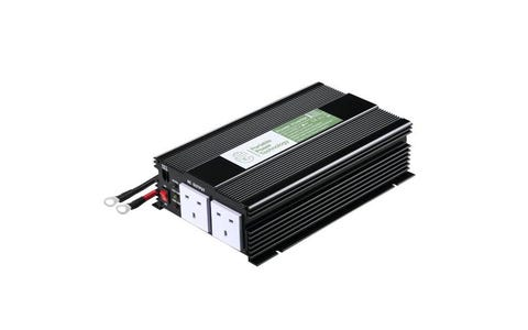 Portable Power Technology 1000W 12V Power Inverter