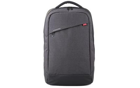"Kingsons Trendy Series 15.6"" Laptop Backpack - Grey"