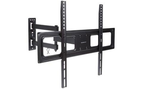 "ProperAV ProperAV Swing Arm Tilting TV Wall Bracket for Curved and Flat 40""-70"""