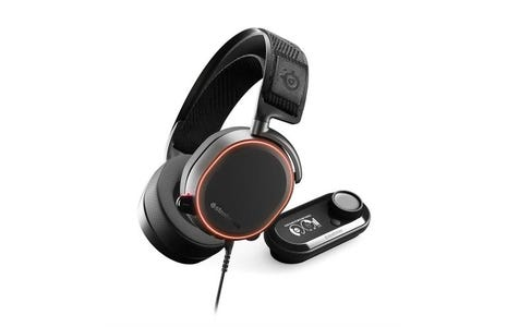 SteelSeries ARCTIS PRO + GAMEDAC Gaming Headset and DAC