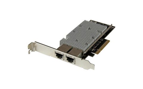 Startech Dual Port PCI Express 10G Network Adaptor With Intel X540 Chipset