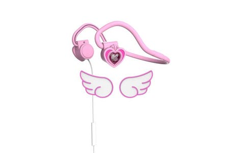 OAXIS myFirst BC Headphones - Pink