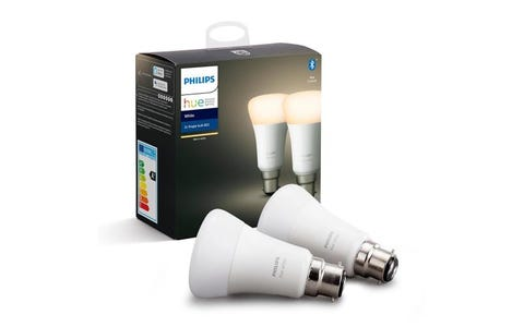 Philips Hue BT - B22 Twin Pack - White