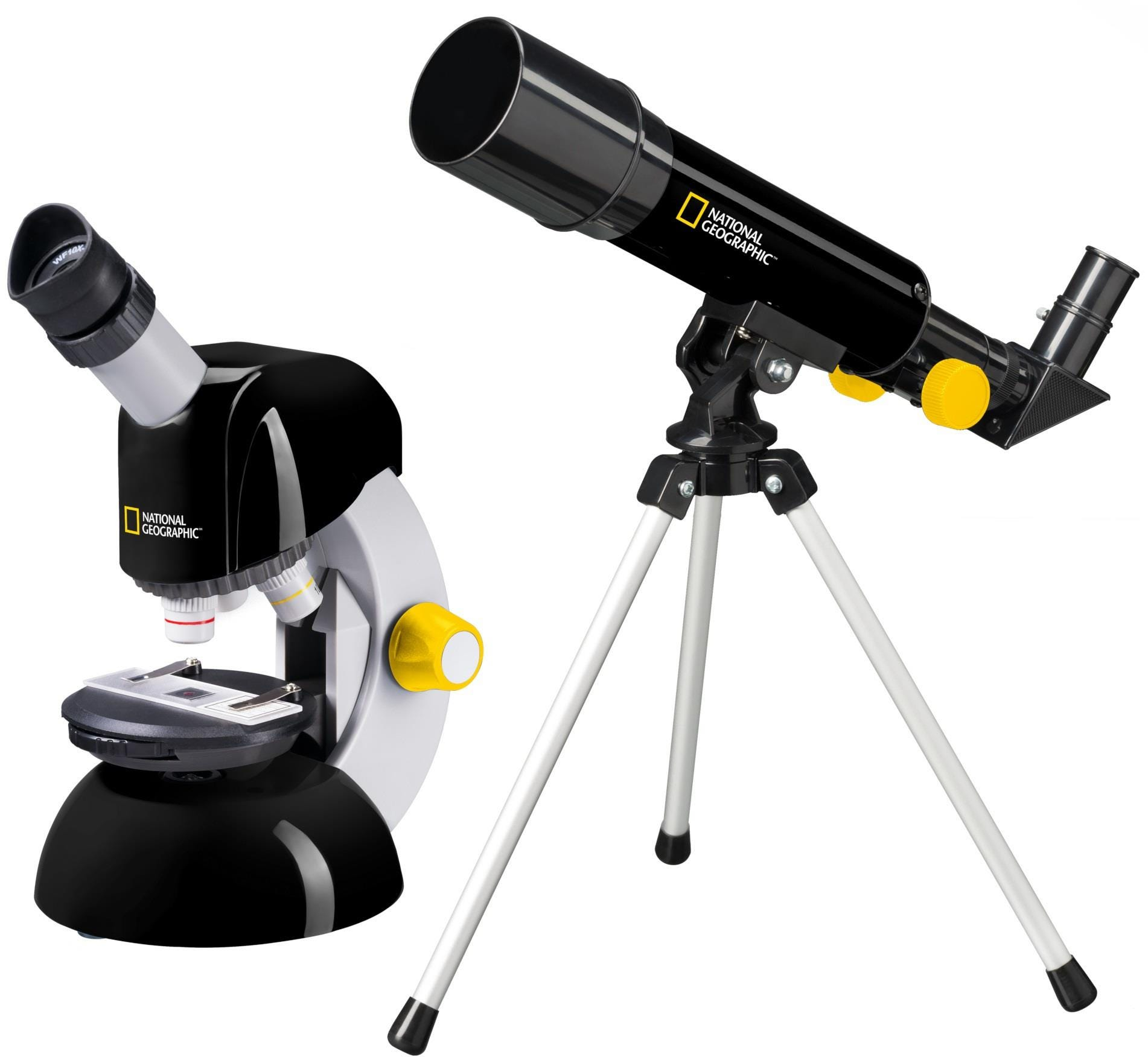 National Geographic Telescope    Microscope Kit
