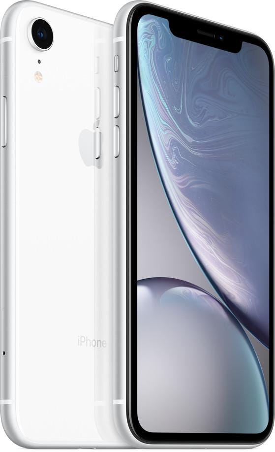 Apple iPhone XR - 64 GB, White