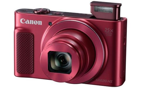 Canon PowerShot SX620 HS Camera - Red