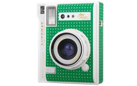 Lomography Instant Automat Camera Green Cabo Verde Edt