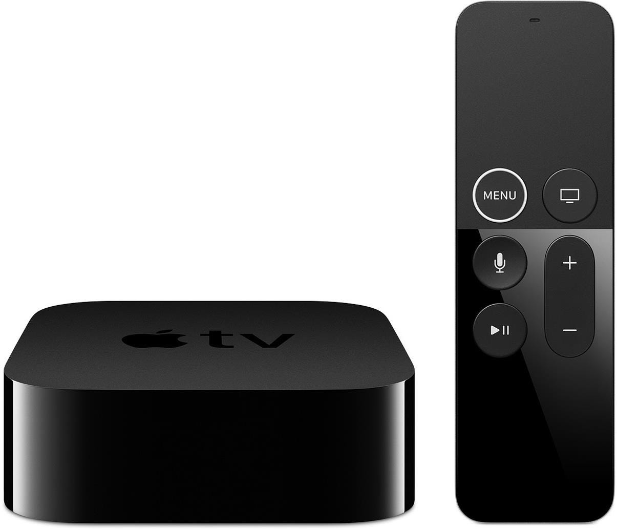Apple TV 4K - 64GB, Black