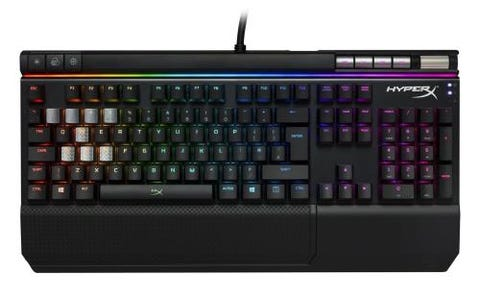 HyperX Alloy Elite RGB Keyboard