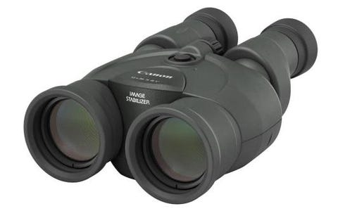 Canon 12x36 IS III Image Stabilising Binoculars with Eye Cap, Neck Strap & Case