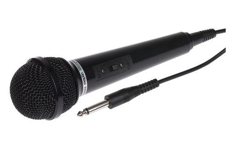 Maplin Dynamic Vocal Karaoke Microphone