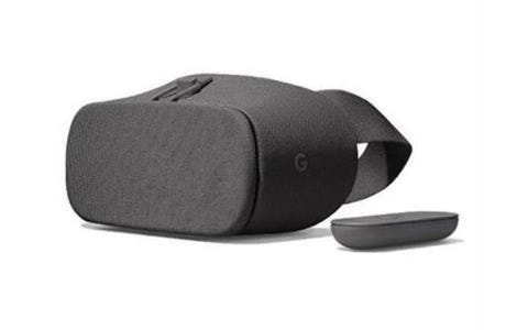 Google Daydream View Smartphone VR Headset - Charcoal