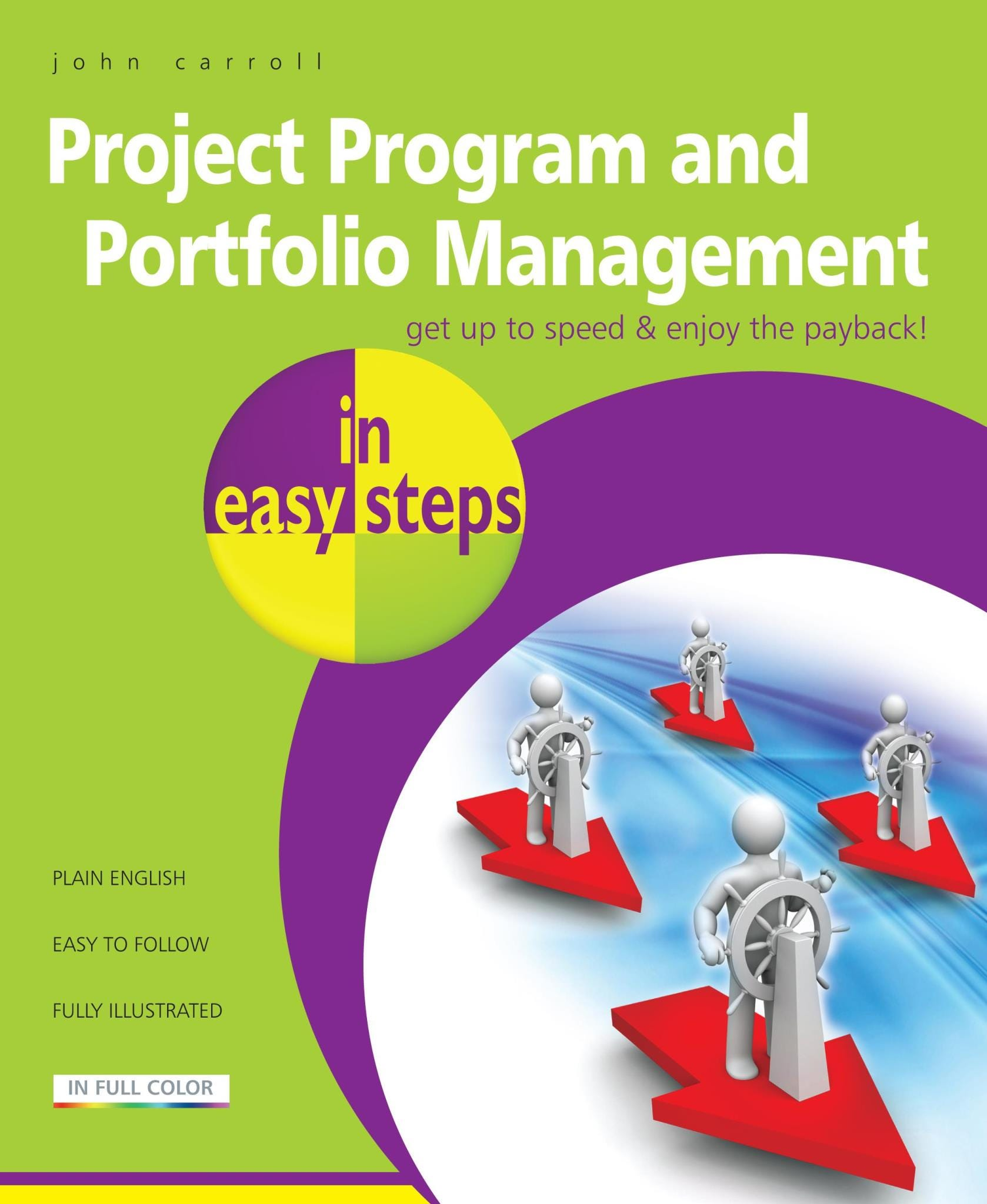 In Easy Steps Project Program And Portfolio Management In Easy Steps